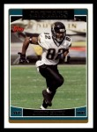 2006 Topps #188  Jimmy Smith  Front Thumbnail