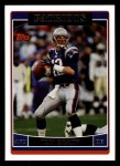 2006 Topps #150  Tom Brady  Front Thumbnail