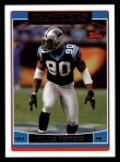 2006 Topps #72  Julius Peppers  Front Thumbnail