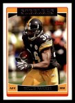 2006 Topps #29  Willie Parker  Front Thumbnail