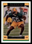 2006 Topps #323  Abdul Hodge  Front Thumbnail