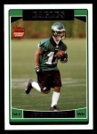 2006 Topps #382  Jeremy Bloom  Front Thumbnail