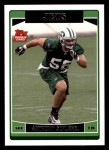 2006 Topps #341  Anthony Schlegel  Front Thumbnail