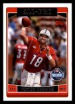 2006 Topps #288   -  Peyton Manning All-Pro Front Thumbnail