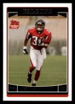 2006 Topps #349  Jerious Norwood  Front Thumbnail