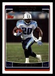 2006 Topps #262  Travis Henry  Front Thumbnail