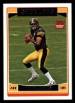 2006 Topps #383  Omar Jacobs  Front Thumbnail