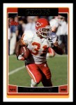 2006 Topps #219  Priest Holmes  Front Thumbnail