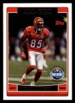 2006 Topps #296   -  Chad Johnson All-Pro Front Thumbnail