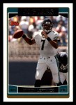 2006 Topps #218  Byron Leftwich  Front Thumbnail