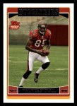 2006 Topps #372  Maurice Stovall  Front Thumbnail