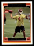 2006 Topps #374  Brodie Croyle  Front Thumbnail