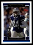 2006 Topps #277  Terence Newman  Front Thumbnail