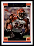 2006 Topps #278  Rudi Johnson  Front Thumbnail