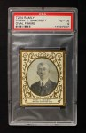 1909 T204 Ramly OVL Frank Bancroft  Front Thumbnail