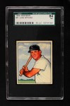 1950 Bowman #37  Luke Appling  Front Thumbnail