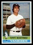 1976 Topps #41  Tippy Martinez  Front Thumbnail