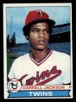 1979 Topps #246  Darrell Jackson  Front Thumbnail