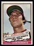 1976 Topps Traded #292 T Leon Roberts  Front Thumbnail