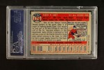 1957 Topps #176 ERR Gene Baker  Back Thumbnail