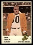 1961 Fleer #119  Tom Tracy  Front Thumbnail