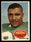 1960 Topps #83  Clarence Peaks  Front Thumbnail