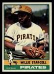 1976 Topps #270  Willie Stargell  Front Thumbnail