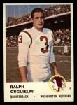 1961 Fleer #108  Ralph Guglielmi  Front Thumbnail
