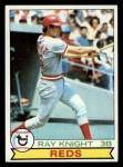 1979 Topps #401  Ray Knight  Front Thumbnail