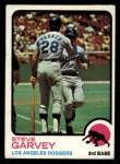 1973 Topps #213  Steve Garvey  Front Thumbnail