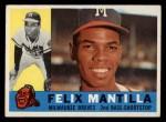 1960 Topps #19  Felix Mantilla  Front Thumbnail
