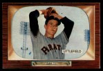 1955 Bowman #200  Dick Littlefield  Front Thumbnail