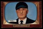 1955 Bowman #307  R.A. Pinelli  Front Thumbnail