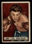 1951 Topps Ringside #4  Jimmy Flood  Front Thumbnail