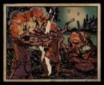 1938 Gum Inc. Horrors of War #187   Rebels Halted with Flares and Grenades Front Thumbnail