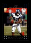 2007 Topps #182  Deion Branch  Front Thumbnail