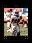 2007 Topps #79  Ronnie Brown  Front Thumbnail