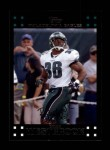 2007 Topps #94  Brian Westbrook  Front Thumbnail