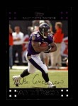 2007 Topps #52  Mike Anderson  Front Thumbnail