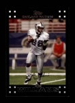 2007 Topps #142  Mike Williams  Front Thumbnail