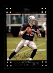 2007 Topps #32  Andrew Walter  Front Thumbnail