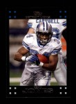 2007 Topps #67  Kevin Jones  Front Thumbnail