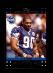 2007 Topps #421   -  Julius Peppers Pro Bowl Front Thumbnail