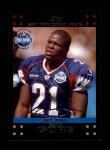 2007 Topps #416   -  Frank Gore Pro Bowl Front Thumbnail