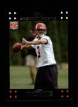 2007 Topps #298  Jeff Rowe  Front Thumbnail