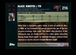 2007 Topps #216  Alex Smith  Back Thumbnail