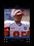 2007 Topps #409   -  Antonio Gates Pro Bowl Front Thumbnail