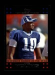 2007 Topps #426  Vince Young  Front Thumbnail