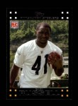 2007 Topps #316  Gary Russell  Front Thumbnail