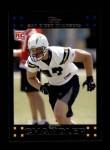2007 Topps #340  Scott Chandler  Front Thumbnail